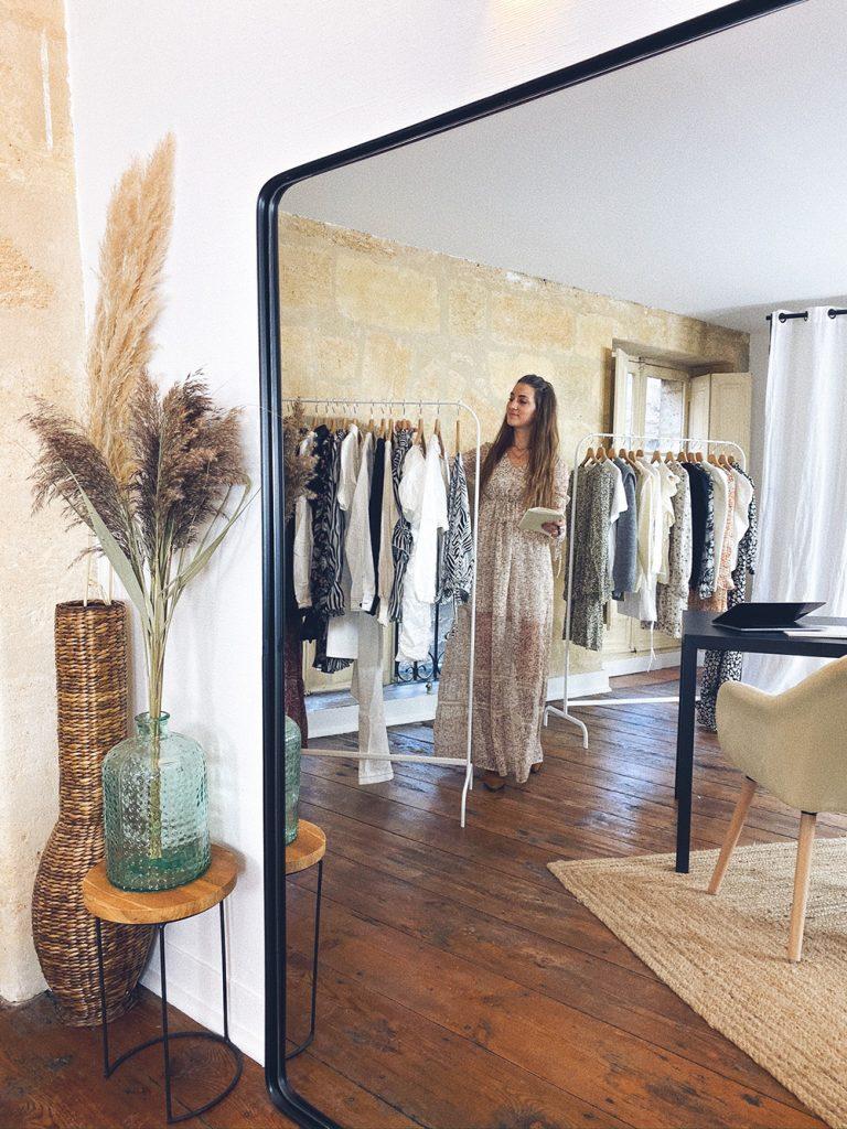 Showroom du concept store sahomashop